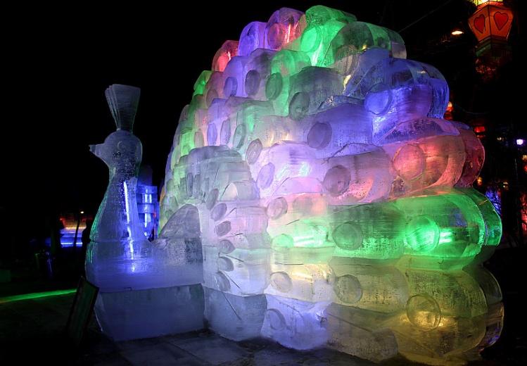 冰雕设计,制作
